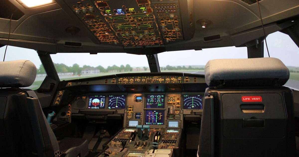 A320 Type Rating: Aircraft Systems - Pilot George, L3 Airline