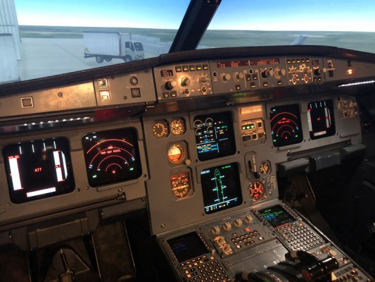 A320 Type Rating: Sims Week One - Pilot George, L3 Airline Academy
